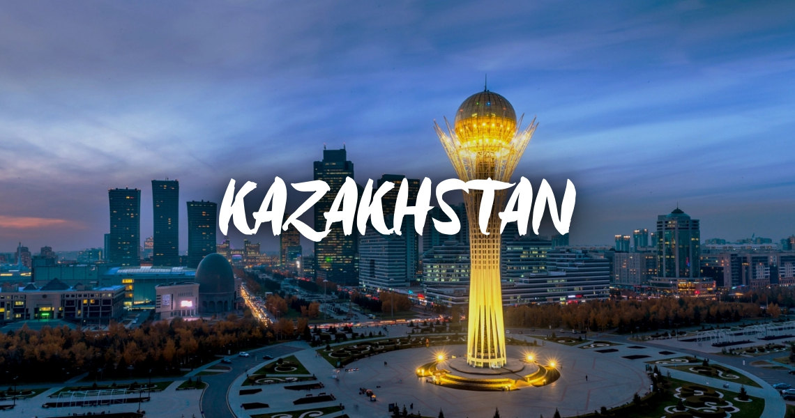 trip to kazakhstan locations and destinations